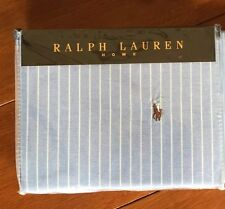 Ralph Lauren Wide Stripe Double Size Duvet Cover 200cm X200cm Royal Blue Rrp£185