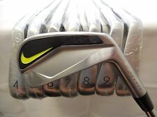 New Nike Vapor Pro Forged 3-PW Iron Set Dynamic Gold S300 Stiff Flex Steel RH