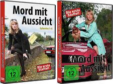 4 DVDs * MORD MIT AUSSICHT - 1. STAFFEL KOMPL.(FOLGE 1-13) C.Peters  # NEU OVP