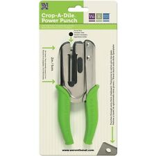 """1/4"""" Hole Crop A Dile Power Punch Tool - We R Memory Keepers"""