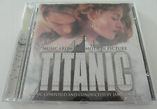 Music From The Motion Picture - Titanic (CD Album 1997) Used very good