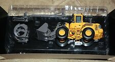1/50 LOADER VOLVO L70E W/3 PIECE ATTACHMENTS BY MOTORART ..RARE!