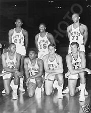 1965 CINCINNATI ROYALS NBA BASKETBALL TEAM 8X10 PHOTO PORTER ROBINSON FOX