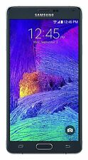 Samsung Galaxy Note 4 N910A  4G GSM UNLOCKED Android Phone Black LCD Burn