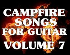 Campfire Songs For Guitar Volume 7 DVD Lessons Tom Petty, John Denver, Bob Dylan