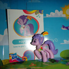 My Little Pony mini blind bag Wave 11 Purple Wave  LOOSE