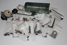 Vintage Green Viking Husqvarna Sewing Machine Parts lot