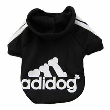 US Dogs Pet Clothes Hoodie Coat Puppy Apparel Shirt Sport Clothing Gift-Size XXL