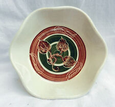 Welsh Pottery - Dragon Pottery Rhayader / Dee Cee - Small Dish