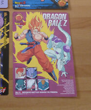 DRAGON BALL Z DBZ ADVENTURE STORIES JUMBO CARDDASS CARD CARTE 11 JAPAN 1995 **
