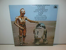 SOUNDTRACK STAR WARS 'STORY OF STAR WARS' (9199 529) LP VINYL