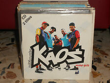 ULTIMATE KAOS - SOME GIRLS - LOVE YOU LIKE THIS - cd cardsleave - 1994