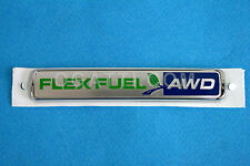 BRAND NEW OEM FORD EXPLORER FLEX FUEL AWD EMBLEM 2012-2013 #DB5Z-9942528-C