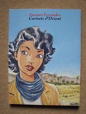 FERRANDEZ - CARNETS D'ORIENT T8 - CASTERMAN + COFFRET CANAL BD