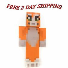 Stampy Cat Longnose Minecraft Figure Plastic Toy Magic Animal Club Collectible