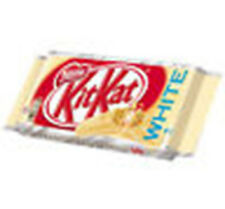 KIT KAT WHITE LIMITED EDITION 4 FINGER LONG DATED UK SHIPPING X 10 PACK