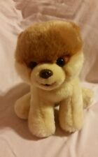 "9"" Gund Boo World's Cutest Dog Plush Pomeranian Puppy Dog Stuffed Animal Toy"