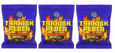 TYRKISK PEBER (Turkish Pepper) candy x 3 bags 150g FAZER Finland *BEST VALUE