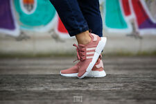 NEW WOMEN'S ADIDAS NMD  RUNNER RAW PINK ROSE SALMON PEACH BOOST SIZE 6 EU 37.5