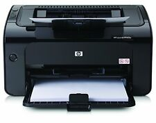 New HP LaserJet Pro P1102w Wireless Laser Printer (CE658A)