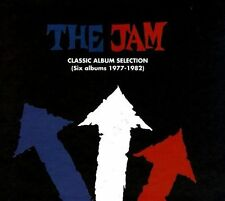 "The Jam: ""CLASSIC ALBUM COLLECTION '77-'82"" RARE 6 CD SET import NEW Paul Weller"