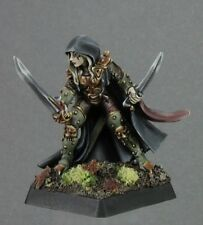 Deladrin Assassin Reaper Miniatures Dark Heaven Legends Rogue Fighter Ranger
