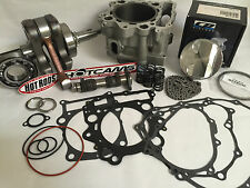 Raptor 660 YFM660 Hot Cams Hotcam 719 Big Bore Stroker Kit Motor Engine Rebuild