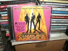 CHARLIES ANGELS,FILM SOUNDTRACK,DREW BARRYMORE,CAMERON DIAZ
