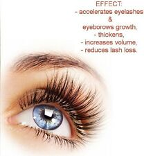 EYELASH AND BROW GROWTH CONDITIONER WITH KERATIN SUPER EFFECT in 15 days