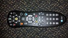 (10) Black 3 in 1 UNIVERSAL TV REMOTE CONTROL AT&T MOTOROLA