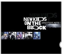 Greatest Hits(Eco-Friendly Packaging) New Kids On The Block MUSIC CD