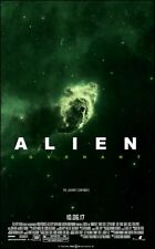 POSTER ALIEN COVENANT PROMETHEUS MICHAEL FASSBENDER JAMES FRANCO LOCANDINA DVD 2