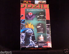 Godzilla vs Megaguirus Mini Fig Yutaka set 2000 Kaiju Monster Puppets 4-8 years