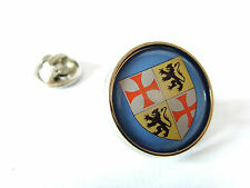 MASTER GERARD DE RIDEFORT KNIGHTS TEMPLAR PIN BADGE