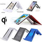 3 Coils Qi Wireless Charger Charging Pad Stand Holder For Smartphone and Tablet