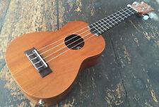 Laka VUS50EA Mahogany Soprano Electro Acoustic Ukulele RRP 129.00