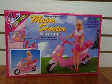Gloria,Barbie Doll House Furniture/(22008) Motor Scooter