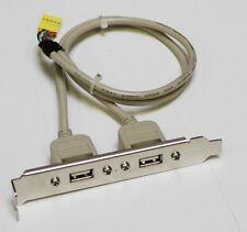 X2-USB SUR EQUERRE 15CM