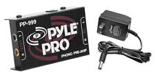 New Pyle PP999 Phono Turntable Pre-Amplifier Amp