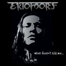 "EKTOMORF ""WHAT DOESEN´T KILL ME..."" CD FAN EDITION NEU"
