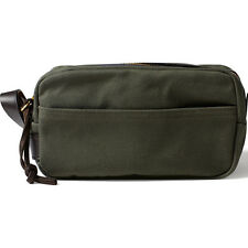 FILSON Travel Kit Bag, Otter Green  70218 NEW