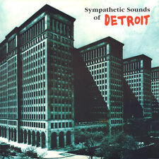 Sympathetic Sounds Of Detroit Vinyl LP Record! jack white stripes dirtbombs NEW+