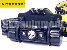 NiteCore HC50 Cree XM-L2 T6+Red LED Headlight Headlamp+Ultrafire 18650+Charger