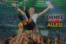 BASTIAN SCHWEINSTEIGER - A3 Poster (ca. 42 x 28 cm) - Fußball Clippings Sammlung