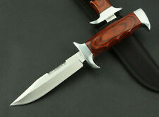 BIG SALE! HOT! sharp tactical rescue jungle hunting survival camp knife FK267