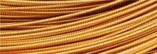 """171"""" Inches Gold Pearl Purl Gold Bullion Wire for Embroidery Jaceron French Cord"""
