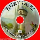 CLASSIC FAIRY TALES BY THE BROTHERS GRIMM MP3 CD CHILDRENS AUDIO BOOK STORIES