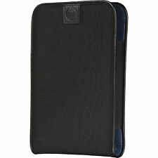 "HP 7"" Nylon Case Soft Lining Interior For Tablet Ereader Kindle CS911A Black"