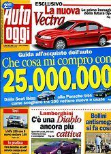 AUTO OGGI # Anno X - N.13 - 6 Aprile 1995 # A.Mondadori # Rivista settimanale