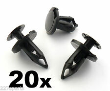 20x ATV Guardabarros -Clips Quad Embellecedores Agarre Honda TRX Capataz